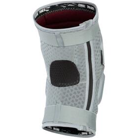 ION K-Pact Zip Knee Protectors grey melange